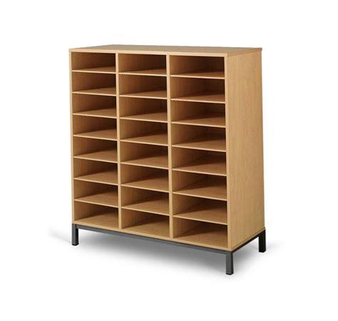 casiers de rangement bureau meuble de rangement avec casier maison design bahbe com