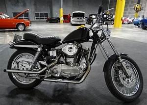 1968 Harley Davidson Xlch Sportster 1000 Cc V