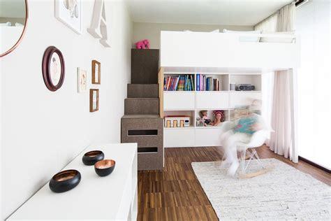hochbett mit regal hochbett bilder ideen couchstyle