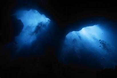 Abyss Ocean Into Desktop Looking Staring Sea