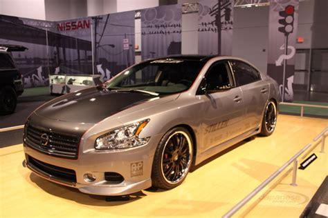 Custom 2009 Nissan Maxima Photo S Album Number 4360
