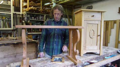 Holz ölen, Teil 2, Beispiele Für Ölauftrag Auf Möbel