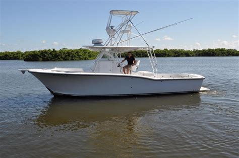 Fishing Boat Ocean by 2000 Used Ocean Master 34 Saltwater Fishing Boat For Sale