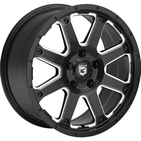 gear alloy big block 18x9 10 custom wheels custom offsets