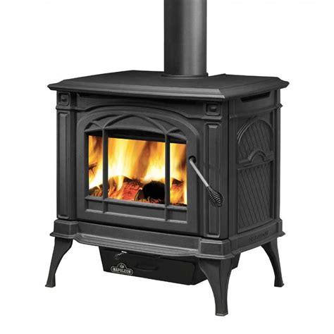 Napoleon 1100CP 1 Cast iron wood burning stove /Metallic