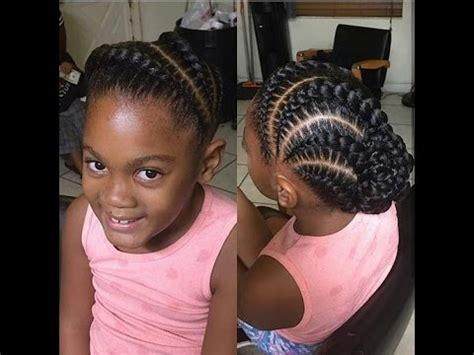 Kid Hairstyles by Braid Styles Braids For White And Black