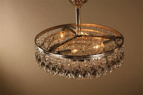 tear drop semi flush mount chandelier at