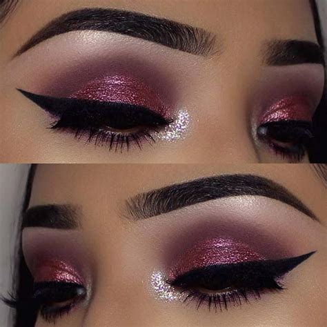 glitzy nye makeup ideas page    stayglam