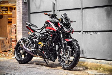 Modification Kawasaki Z1000 by This Modified Pulsar Ns200 Looks Like A Kawasaki Z1000