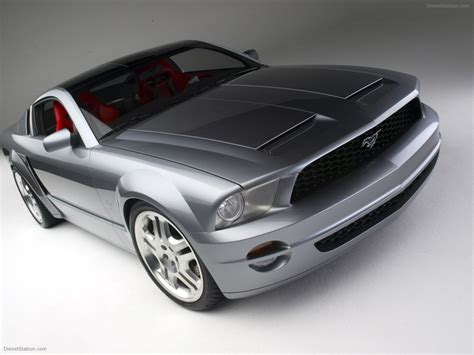 Ford Mustang Concept by Ford Mustang Gt Concept 2004 Car Wallpaper 009