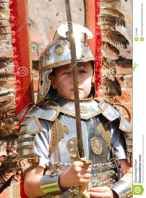 knight royalty  stock  image
