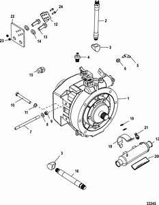Mercruiser Mx 6 2l Mpi Ski Transmission  U0026 Related Parts
