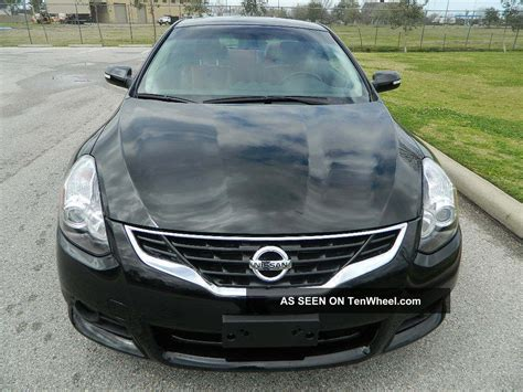 2018 Nissan Altima 3 5 Sr Coupe 6 Speed