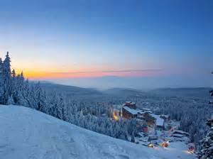 Borovets Bulgaria Ski Images