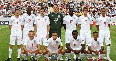 U21 euro group stage squads. Germany 4-0 England: Where are they now? How the two U21 ...