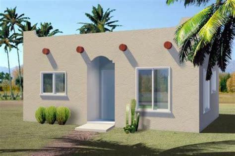 Adobe / Southwestern Style House Plan   1 Beds 1 Baths 437