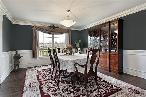 dining room two tone paint ideas 37 luxury dining room ideas home designs Dining Room Two Tone Paint Ideas