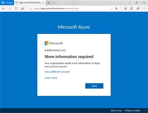 Benutzererfahrungen mit Azure AD Identity Protection ...