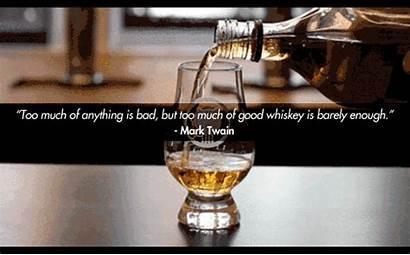 Whiskey Twain Mark Quotes Famous Gifs Classy