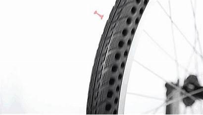 Flat Bike Tire Tires Nexo Airless Material