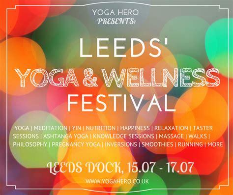 leeds yoga wellness festival yoga hero