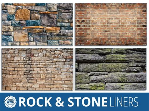 Faux Rock & Stone Series-window Well Liners-window