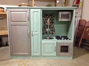 Pinterest Play Kitchen From Entertainment Center Images Astana