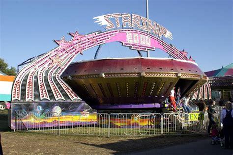 Starship 2000 Carnival Ride