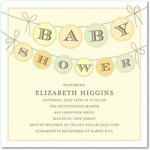 Neutral Baby Shower Invitations | wblqual.com