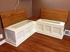storage kitchen bench oak breakfast nook cz woodworking 2560