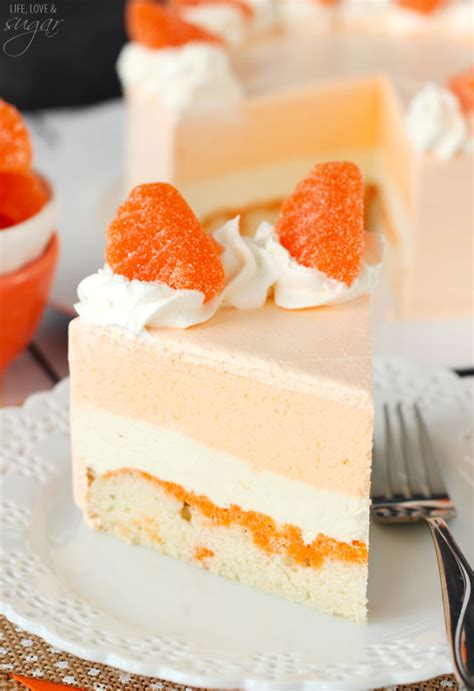 orange creamsicle ice cream cake keeprecipes