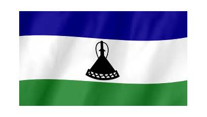 Lesotho Flag Newborn