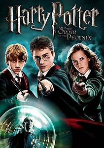 Harry Potter and the Order of the Phoenix | Movie fanart ...