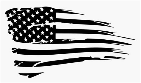 You will get the following file in svg format. Laser Options - Distressed American Flag Svg, HD Png ...