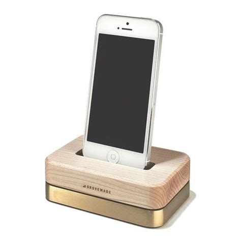 wooden iphone station wooden stations iphone 6 iphone and station