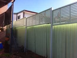image result  increase height  existing fence