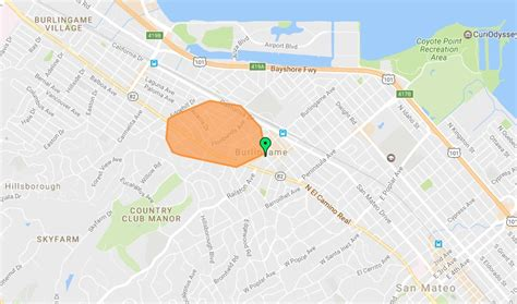 peninsula power outages thousands lose power  storm patch