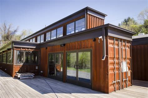 Container Anbau An Haus by Building A House From Shipping Containers Container