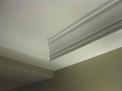 Tray Ceiling Crown Molding by Tray Ceiling With Crown Molding Picture Of Town