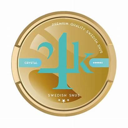 24k Crystal