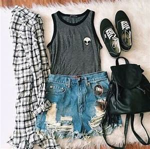 grunge outfits tumblr summer - Google Search | Things to ...
