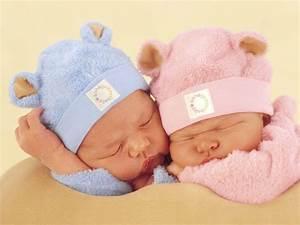 wallpapers: Sleeping Babies Wallpapers