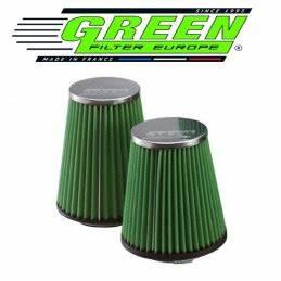 Green Filtre à Air : filtre air green universel conique swapland ~ Medecine-chirurgie-esthetiques.com Avis de Voitures