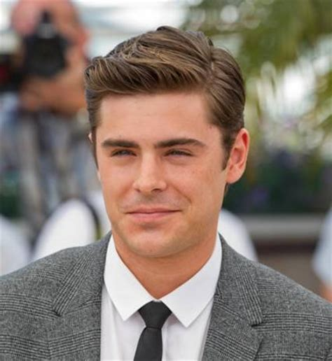 7 side part hairstyles that suit guys with round faces
