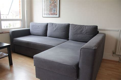 canap manstad ikea ikea manstad corner sofa bed with chaise longue and