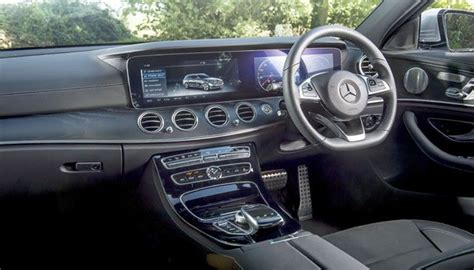 The experience is not unlike a smaller and more. Mercedes E 220d Estate review | Next Green Car