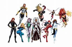 The, M6p, U00bb, Top, 10, Tuesday, Marvel, Female, Icons
