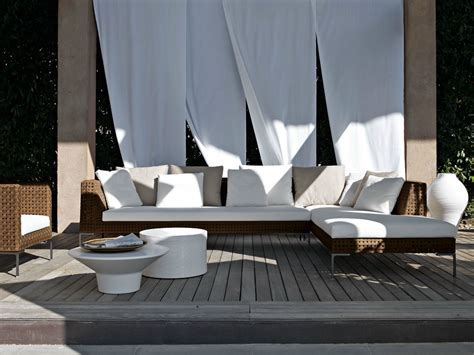 canapé b b italia charles outdoor canapé d 39 angle by b b italia outdoor a