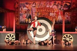Mimi s Corner Circus Theme Dance Recital