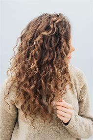 Medium Layered Hairstyles Curly Thick Hair